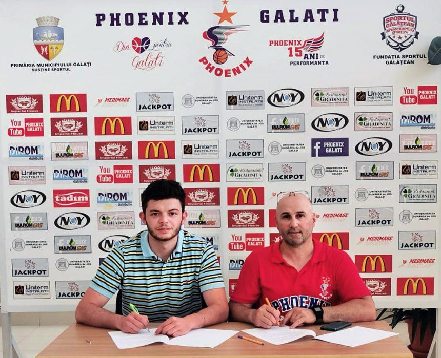 Un nou partener Sport Advisor: Phoenix Galați