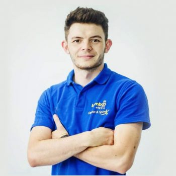 Bun venit în echipă, Vlad Mihăilă!