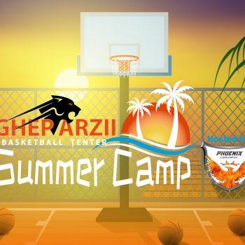 GHEPARZII Summer Camp 2020 la Constanța!