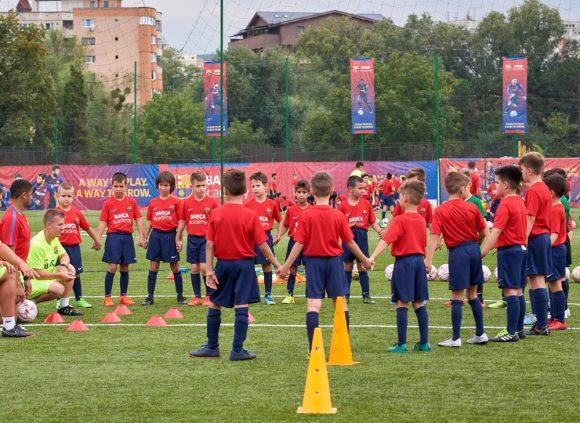 Barça Academy România