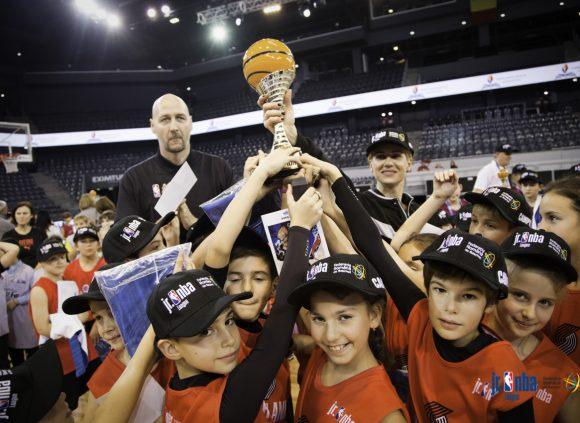 Jr. NBA League Romania