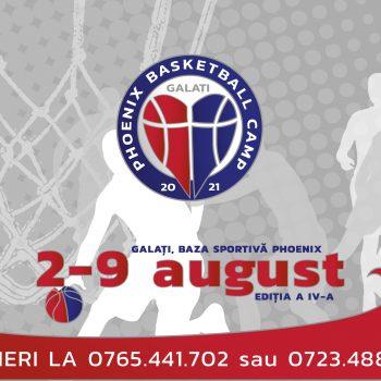Phoenix Basketball Camp