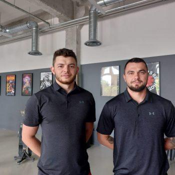 Vlad Mihăilă și Nicu Foalea